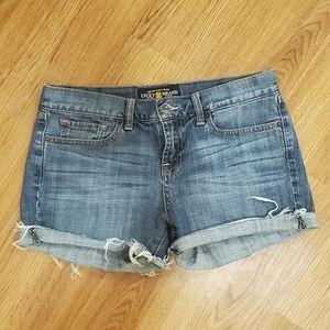 Lucky brand abbey bermuda shorts